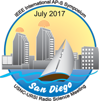 AP-S/URSI Conference in San Diego (July 2017)