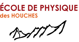 Les Houches summer school (August 2013)